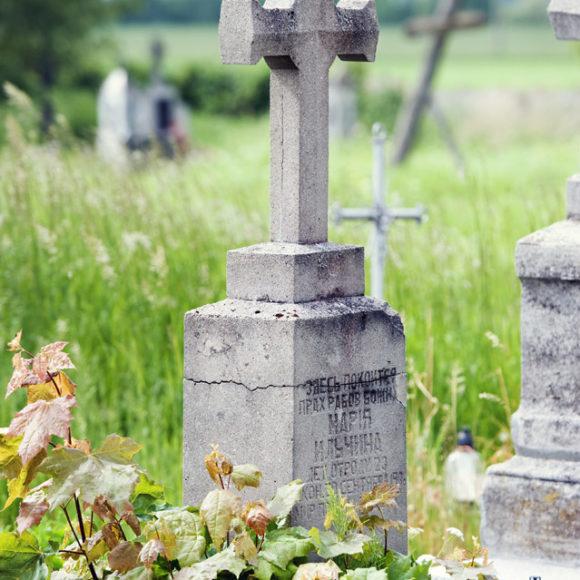 Cmentarz prawosławny w Kodeńcu