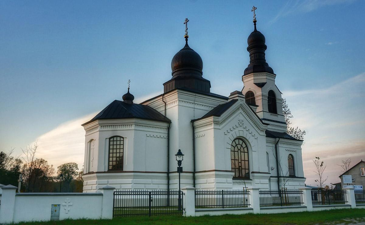 Cerkiew św. św. Apostołów Piotra i Pawła w Sosnowicy
