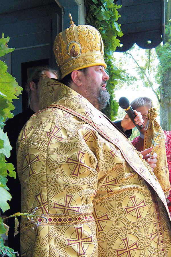 JE Abel - Prawosławny Arcybiskup Lubelski i Chełmski