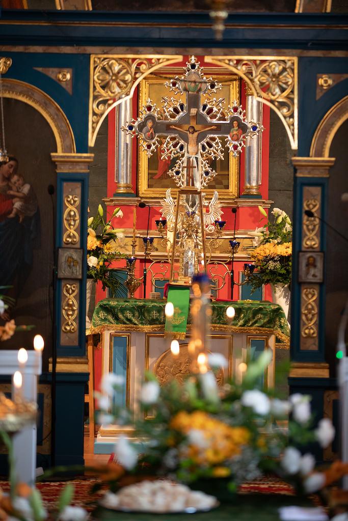 Święto św. Antoniego Pieczerskiego w Holi
